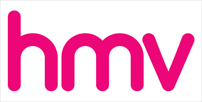 Color-User-Experience-UX-And-Psychology-Pink-hmv-Logo